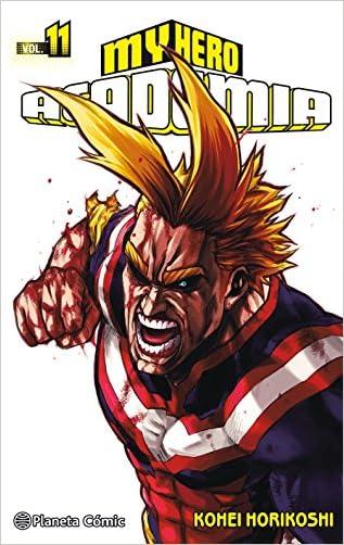 #10: My Hero Academia nº 11 (Manga Shonen)