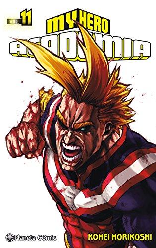 My Hero Academia nº 11 (Manga Shonen) por Kohei Horikoshi