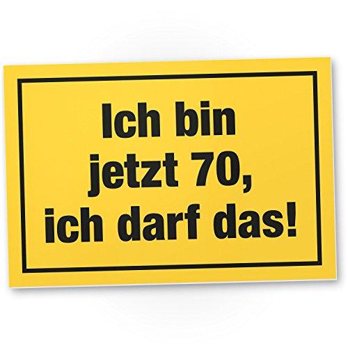 ᐅᐅ 70 Geburtstag Schild Tests Und Vergleiche Waren Gestern Top