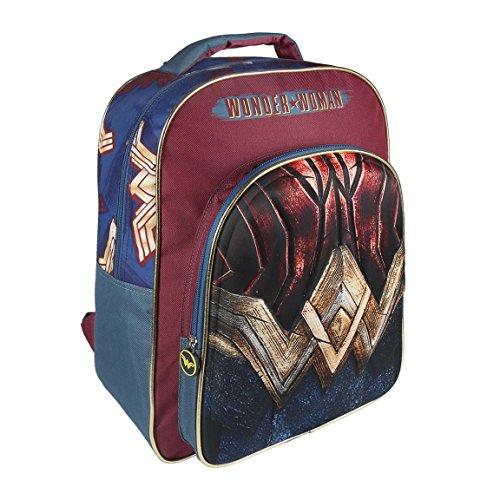 Mochila 3D EVA Wonder Woman DC Comics 41cm