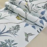 País de América xiajingjing pájaros, papel pintado para pared dormitorio cálido porche sofá cama salón TV fondo pared papel pintado, Only the wallpaper, 99303 non-woven fabric
