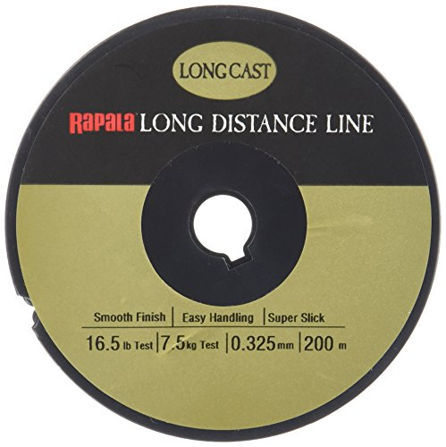 Rapala Long Cast mono 200m 0,325mm - 7,5kg -