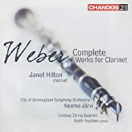 Weber: Works For Clarinet (Complete)