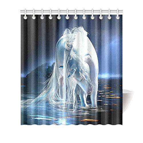 custom-horse-1-shower-curtain-60w-x-72h-inches-waterproof-polyester-fabric-one-side-printing-12-hole