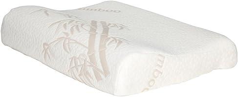 Alla Turca AT9621 Çift Alezli Visco Yastık, Beyaz