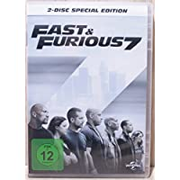 Fast & Furious 7 2-Disc Special Edition