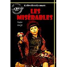 Les misérables (Tome I, II, III, IV & V): Edition intégrale (Les grands auteurs français) (French Edition)
