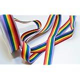 """""""arco iris orgullo"""" cinta 15mm x 4m"""