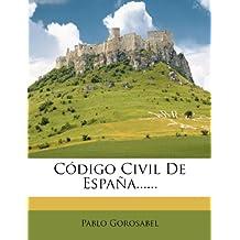 Código Civil De España......