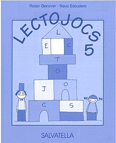 Lectojocs 5, 2 Educació Primària por Roser Genover Huguet