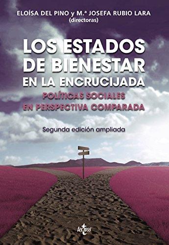 Portada del libro Los Estados de Bienestar en la encrucijada: Políticas sociales en perspectiva comparada (Ciencia Política - Semilla Y Surco - Serie De Ciencia Política)