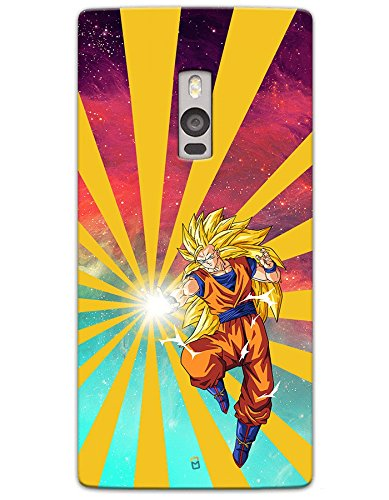 myPhoneMate Dragon Ball Z Goku Raging Blast case for OnePlus 2  available at amazon for Rs.496