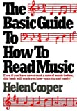 [(The Basic Guide to How to Read Music)] [Author: Helen Cooper] published on (September, 1996)