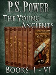 The Young Ancients: Box Set 1-6 (English Edition)