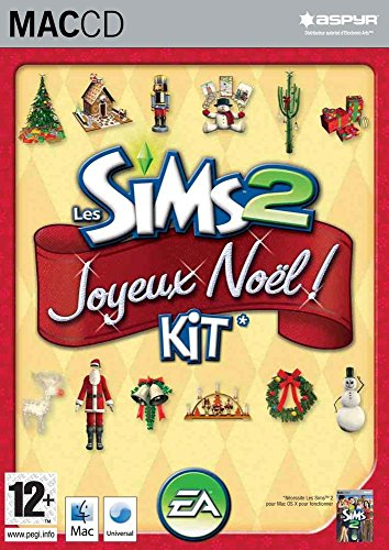 Les Sims 2 – kit: Joyeux Noël