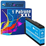 PlatinumSerie® 1x Patrone kompatibel für HP 951XL Cyan HP Officejet Pro 8616 E-All-In-One 8620 E-All-In-One 8625 E-All-In-One