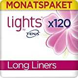 Lights by Tena Long Liner Monatspaket