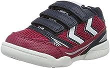 Hummel Root Velcro Jr, Zapatillas Deportivas para Interior Unisex Niños