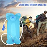 Lixada 2L Hydration Bladder Bag Bike Water Bladder Bag Bicycle Cycling Bladder Hydration Backpacks for Sports Camping Hiking Drink Pouch