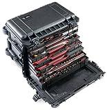 Peli 0450 - mobiler Werkzeugkoffer mit Schubladen - Pelicase - Pelikoffer