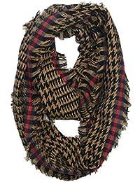 GHC Foulards et écharpes Couverture à Carreaux pour Femme Hiver écharpe  Cachemire Grille écharpes Chaudes Tartan 025fde85c83
