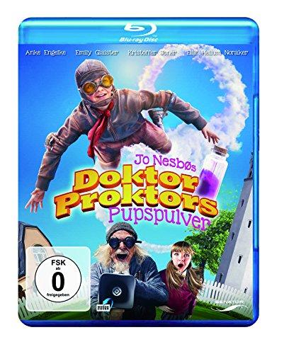 Doktor Proktors Pupspulver [Blu-ray]