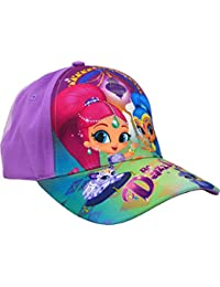 Shimmer and Shine Cap Girls Kids Baseball Cap Summer Hat 32ef48435884