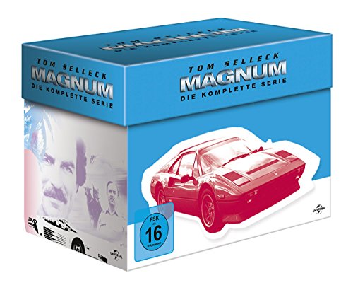 Magnum - Die komplette Serie (44 Discs)