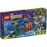 Lego - Teenage Mutant Ninja Turtles - 79120 - T-Rawket Sky Strike