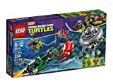 Lego T-Rawket Sky Strike Ninja Turtles, Multi Color