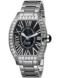 Esprit Collection Damen-Armbanduhr Analog Quarz Edelstahl EL900372003