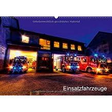 Einsatzfahrzeuge (Wandkalender 2014 DIN A4 quer): Einsatzfahrzeuge in HDR (Monatskalender, 14 Seiten)