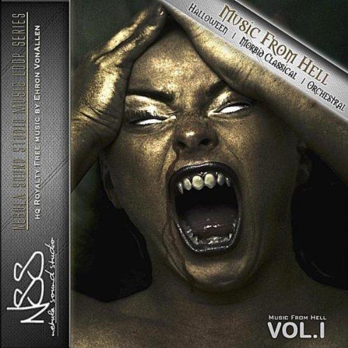 Music From Hell - Royalty Free Morbid Underscore & Dark Halloween Music With Sound Fx Vol. 1