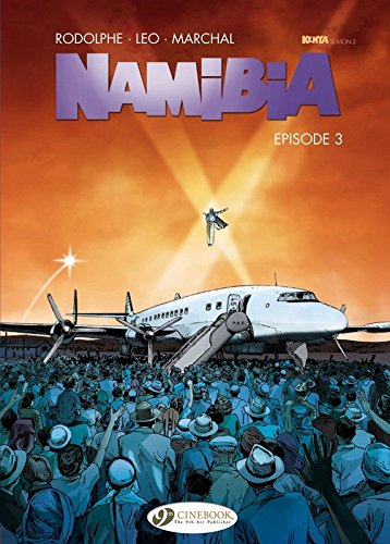 Namibia - tome 3 (03)