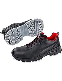 Puma 640521 – 202 – 45 Pioneer – Zapatos de seguridad Low S3 ESD SRC talla 45