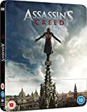 Assassin's Creed Steelbook 3D Includes 2D Version UK Exclusive Limited Edition Steelbook Blu-ray Region Free
