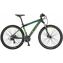 Scott Aspect 760Black/Green, verde
