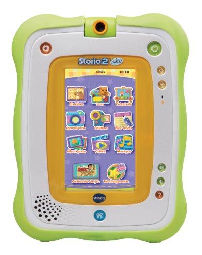 Vtech - 146805 - Tablette Storio 2 Baby + Coque Offerte - Jaune