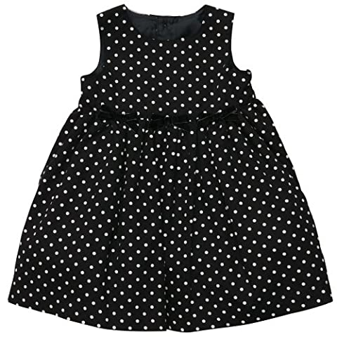Carter's Baby Girls Special Occasion Dress (NB-24M) - Black -