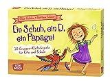Ein Schuh, ein Ei, ein Papagei: 30 Gruppen-Klatschspiele für Kita und Schule (Spielen - Lernen Freude haben. 30 tolle Ideen für Kindergruppenauf DIN A5-Karten)
