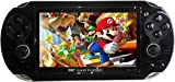 Grand Classic GCL-02 Multimedia 3D Game Player 4 GB with Built-in 10000 Games (Black)