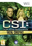 Cheapest CSI: Fatal Conspiracy on Nintendo Wii