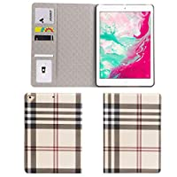 Zerobox iPad 9.7 inch Case, Slim Stand with Auto Sleep/Wake Magnetic Cover for iPad 9.7 2018/iPad 9.7 2017/iPad Pro 9.7/iPad Air 2/iPad Air (Apricot)
