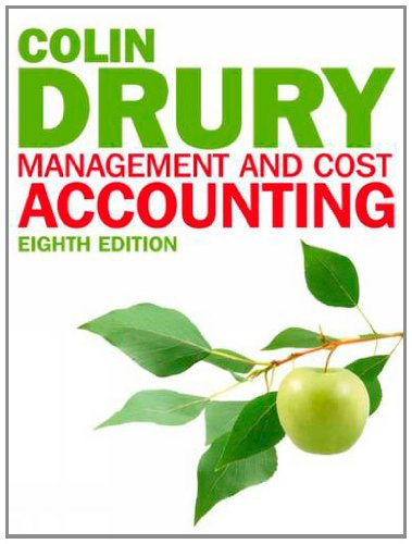 Management and Cost Accounting (with CourseMate & EBook Access Card)