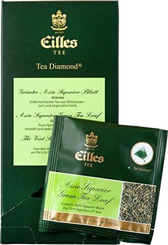Eilles Luxury World Selection Tea Asia Superior Blatt – 20 Tea Diamonds einzelverpackt