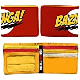 Big Bang Theory Bazinga Bifold Brieftasche