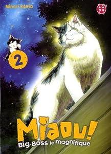Miaou ! Big-Boss le Magnifique Edition simple Tome 2