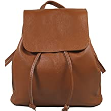 ad4187c9861bb Echtleder Damen Rucksack Leichter Tagesrucksack Daypack Lederrucksack  Damenrucksack versch. Farben erhältlich