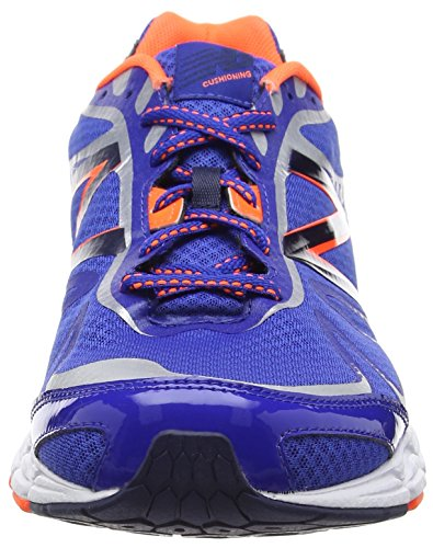 New Balance M780 D V5, Chaussures de running homme Bleu (Bb5 Blue/Orange)