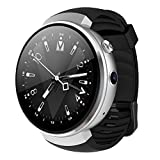 CLCZN Mode Smart Z28 Smart Armbanduhr Smartwatch 1 + 16GB Android 7 4G AMOLED Touchscreen GPS Smart Armband Sportuhr